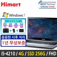 [삼성] i5-4210/4G/SSD 256G/윈도우7/FHD [HNT371B5J-4S2] 사무용/인강용/매장용/대학생/오피스작업