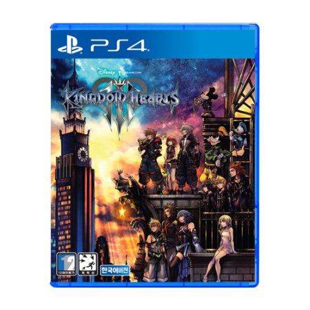 PS4 킹덤하츠3