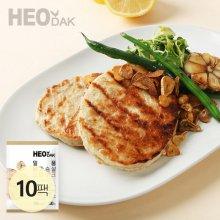 일품 닭가슴살 스테이크 갈릭 100g 10팩