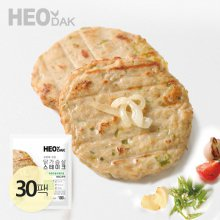 오븐에 구운 닭가슴살 스테이크 청양고추맛 100g 30팩