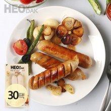 닭가슴살 소시지 갈릭훈제맛 120g 30팩