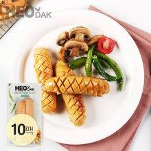 닭가슴살 소시지 매콤훈제맛 120g 10팩