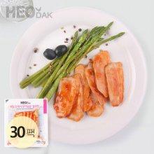 프레시 슬라이스 닭가슴살 칠리맛 100g 30팩