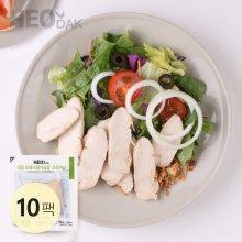 프레시 슬라이스 닭가슴살 오리지널 100g 10팩