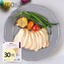 프레시 슬라이스 닭가슴살 훈제맛 100g 30팩