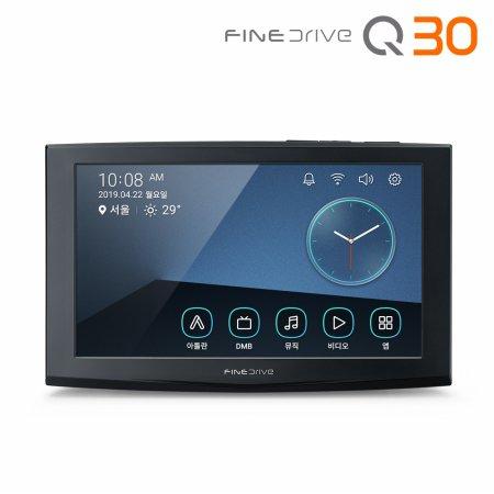 [히든특가] 파인드라이브 Q30 네비게이션 16G 기본