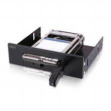 SSD HDD 2베이 하드랙 NEXT-225SSD