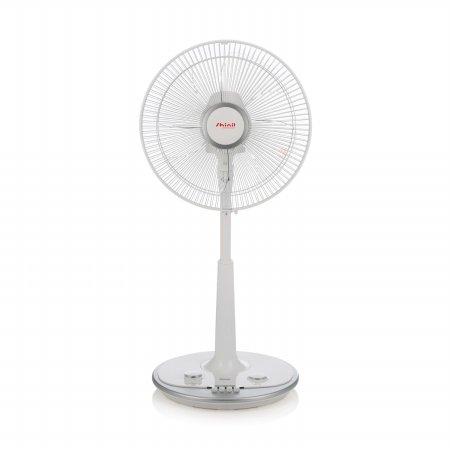 시원한 바람 기계식 선풍기 SIF-14CEM [4엽날개 / 3단계 풍속 조절 / 타이머]