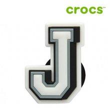 [크록스정품] 크록스 지비츠 /P- 10007003 / Jibbitz Letter J _ONE