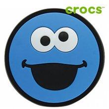 [크록스정품] 크록스 지비츠 /P- 10006932 / Sesame Street Cookie Monster _ONE