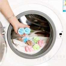 미니멀 기본형 세탁볼 2개(색상랜덤)