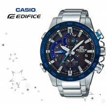 EQB-800DB-1A 남성 블루투스 메탈 시계