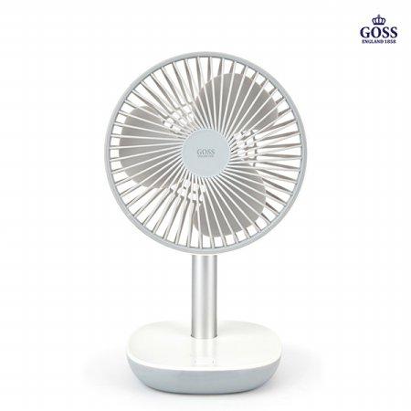 *BLDC 모터 서큘레이터* 무선 선풍기 GSF-2906W [4단계 풍량조절 / 최대 20시간 사용]