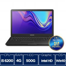 [100대한정]선관위 초단기사용 삼성노트북5 NT501R5A 4G/500G/Win10