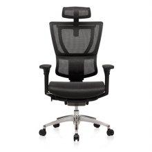 [AR체험] 유체어(IOO) 블랙 프리미엄 의자 하이엔드 체어 유튜버 장비 게이밍 기어