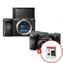 알파 A6400L 미러리스 카메라 렌즈KIT[블랙][본체+16-50mm]