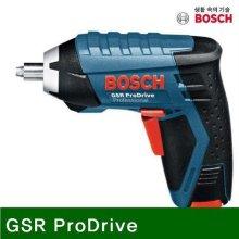 충전스크류드라이버 GSR ProDrive 3.6V 1.3Ah 0-250 (1EA)_598469