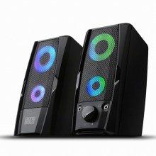 [무료배송쿠폰] BonoBoss BOS-TOTO ARGB LED 라이트닝 스피커