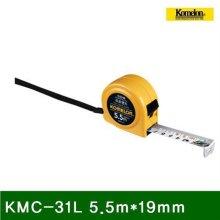 자동 프로핸즈줄자 KMC31L 5.5mx19mm 자동 (1EA)_631576