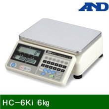 전자저울(중량계수) HC-6Ki 6㎏ 1g (1EA)_35D90E
