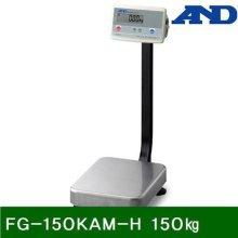 벤치형저울-고정밀 FG-150KAM-H 150㎏ 10g (1EA)_35D905