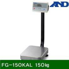 벤치형저울-고정밀 FG-150KAL 150㎏ 20g (1EA)_35D902