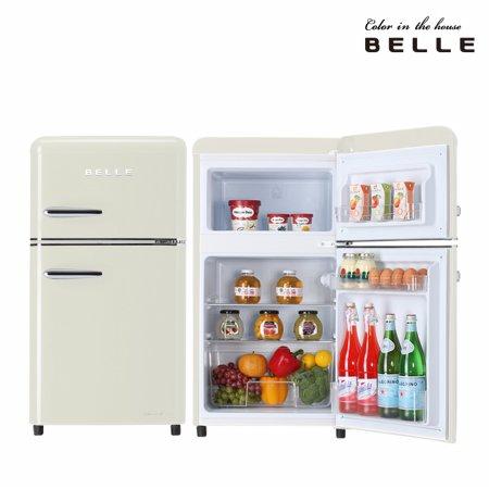 RD09ACMH / 하이마트 설치! 벨 레트로 냉장고 90L 1등급