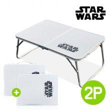 스타워즈 미니 테이블 2P (스크래치) 스타워즈 미니 테이블 2P (스크래치)