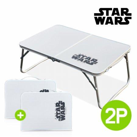스타워즈 미니 테이블 2P (스크래치)