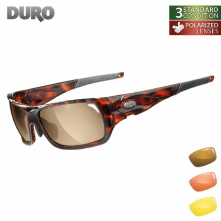 티포시 듀로 토터스(브라운 폴라라이즈 편광렌즈+AC 레드+옐로우(렌즈3개)) 1030701012