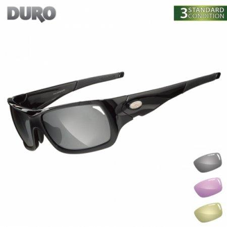 티포시 듀로 글로스 블랙(스모크+EC+GT(렌즈 3개)) 1030200215