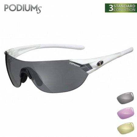 티포시 포디엄S 펄 화이트(스모크+GT+EC(렌즈3개)) 1010201115