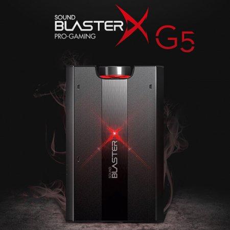 [LPOINT4천점]사운드 블라스터X G5