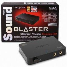 [무료배송쿠폰] 사운드 블라스터 X-Fi HD