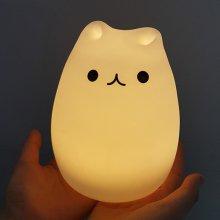 LED 반짝냥이 무드등