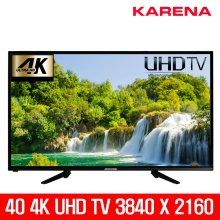 101cm UHD TV / F40T4E [택배배송(자가설치)]