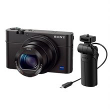 소니 사이버샷 RX100 Ⅳ 하이엔드 카메라[블랙][DSC-RX100M4]+그립[VCT-SGR1] 패키지