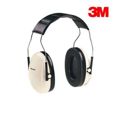 3M귀덮개 귀마개 헤드폰형 청력보호구 H6A V_354534