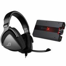 사운드 블라스터X G5 + ASUS ROG DELTA CORE