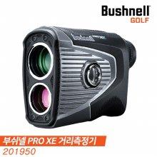 부쉬넬 PRO XE (프로 엑스이) 정식수입 정품 골프 거리측정기 [완전 방수 기능/온도,기압 보정 슬로프] /2019년