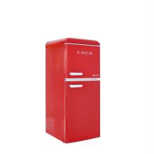 CRA12RD / 117L 미니 레트로 디자인 사무실 냉장고