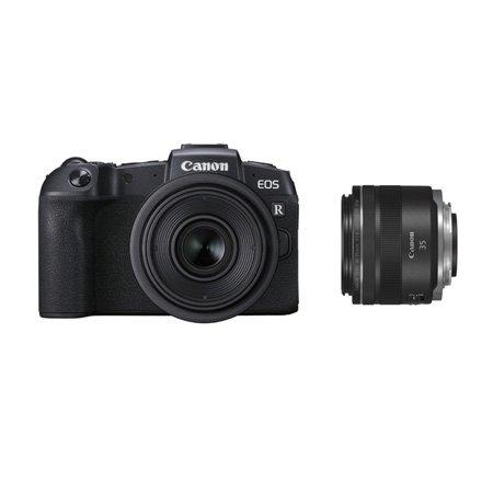 EOS-RP 미러리스 카메라  렌즈KIT[블랙][ 본체 + RF35mm F1.8 MACRO IS STM ]