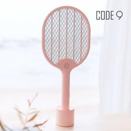(무료배송) 코드나인 모스치노 전자모기채 핑크