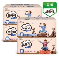 액션핏 팬티 특대 XL 남여선택 30매 4팩