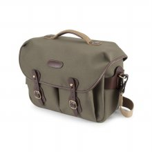 카메라 가방 HADLEY ONE [ SAGE FibreNyte + Chocolate Leather ]