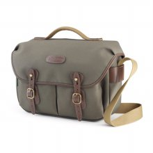 카메라 가방 HADLEY PRO [ SAGE FibreNyte + Chocolate Leather ]