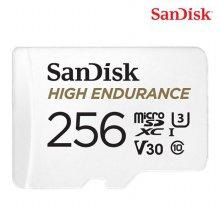 마이크로SD카드 High Endurance 256GB MLC 블랙박스
