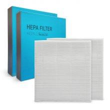 [견적가능] 자동차 공기청정 헤파필터 에어컨필터 FF100 헤파 PM 0.3 타입2