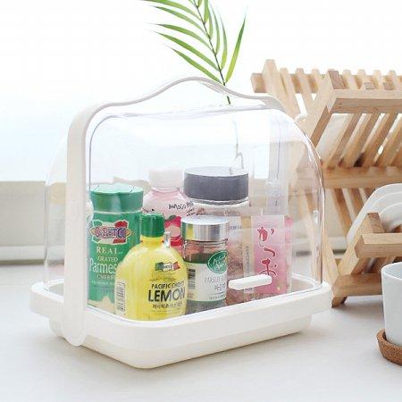 Inomata 주방 식탁 식료품 정리 젖병보관 테이블 캐리