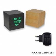 [HICKIES] HICKIES LED알람시계 ZEN-i 어댑터 세트